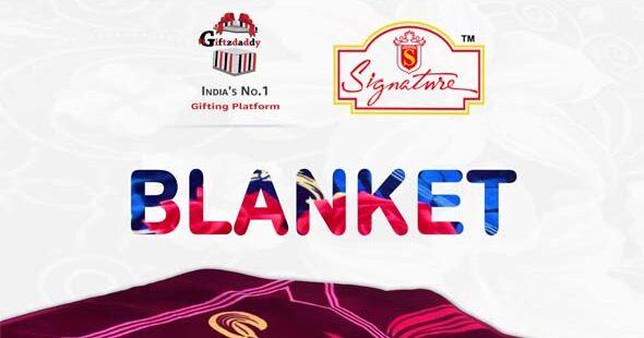 Giftzdaddy Diwali Slide Show Blanket 05